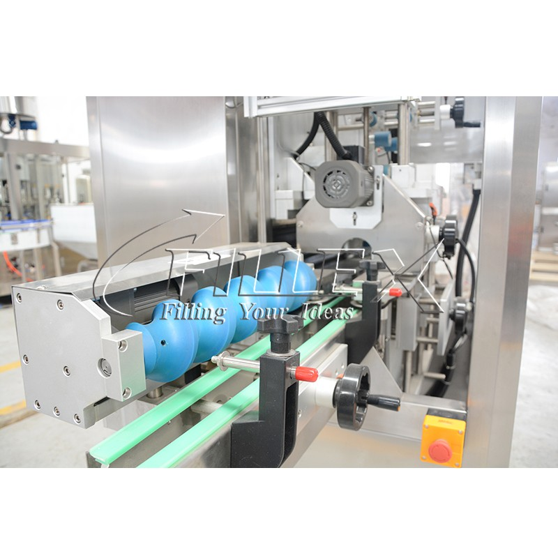 Single Head Automatic Shrink Sleeve Labeling Machine