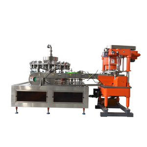 Hot Filling Machine For Can