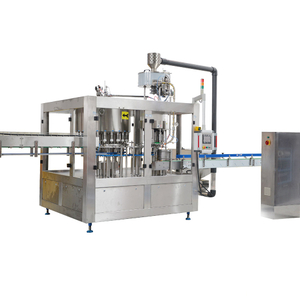 1L PET Bottle Condiments Filling Production Line