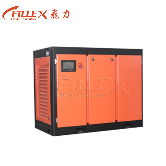 Low Pressure Screw Type Air Compressor