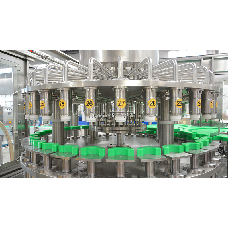 Full Automatic Apple Juice Filling Production Line