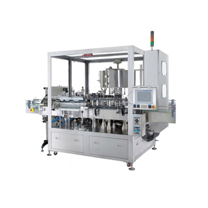 Automatic Label Around Bottles OPP Labeling Machinery