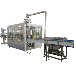 PET Plastic Bottle Soy Sauce Packaging Filling Machine / Plant