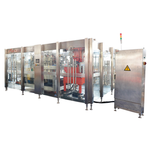 250ml Aluminum Tin Carbonated Drink Filling Production Line