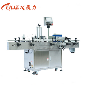 Automatic Round Bottle Wet Cold Glue Labeler for Paper Labels