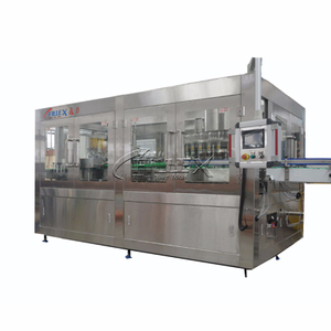 Automatic 18000bph Energy Drink Filling Packing Line