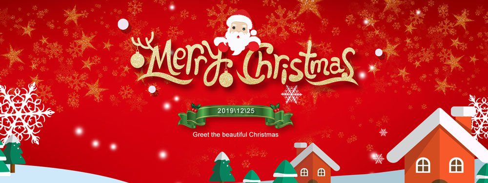 Fillex merry christmas and happy new year greeting