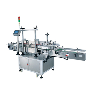SINGLE SIDE SELF-ADHESIVE LABELING MACHINE