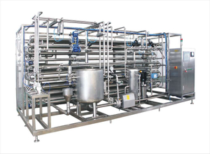 Tubular Type UHT Sterilizer
