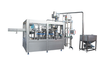 Automatic portable plastic Drink Water Filling Capping Machine Production Line