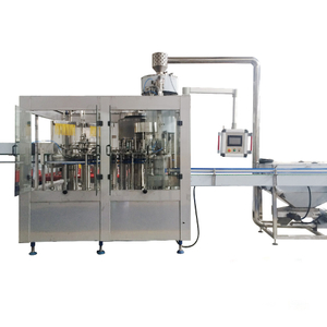 Hot Sauce Bottling Machine / Production Line