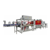 Automatic Half Tray Shrink Wrapping Packing Machine for Beer Water