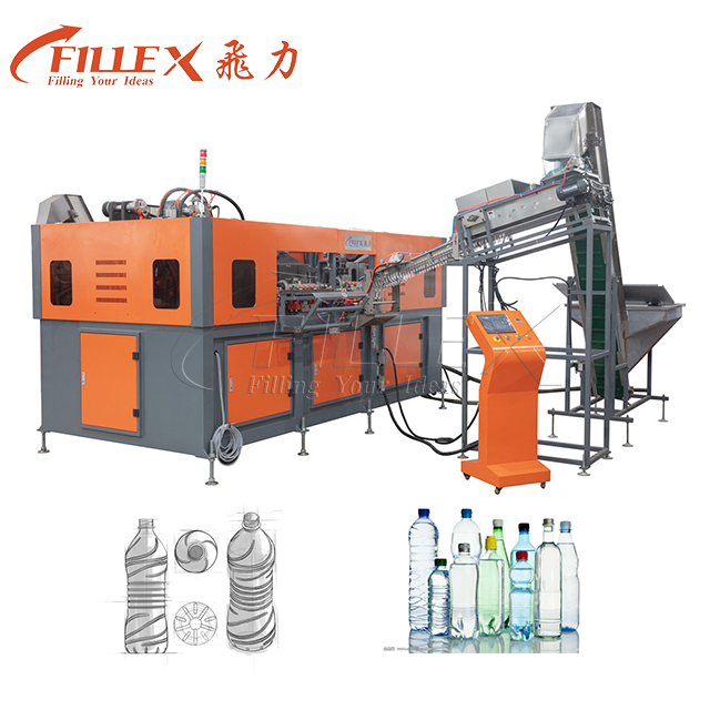 Full Automatic 9 Cavity 13500BPH PET Bottle Blower